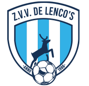 Zaalvoetbalvereniging De Lenco's uit Putten Logo